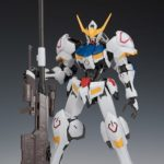 The New 1/100 Gundam Barbatos in Master Grade Series is here: Full Review