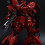 Tagatame Creative's RG 1/144 Sazabi improved