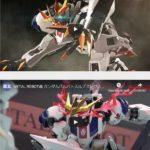 Metal Robot Spirits Gundam Barbatos Lupus Rex TWO Videos Added. Enjoy
