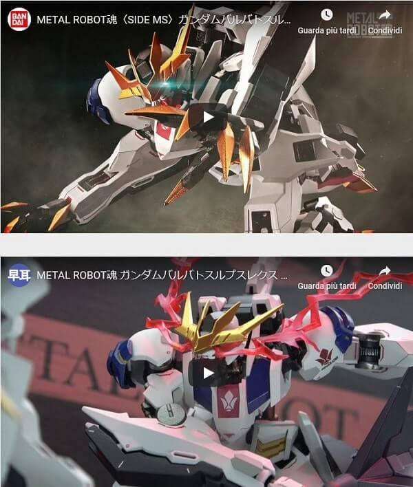 barbatos lupus rex with two new videos