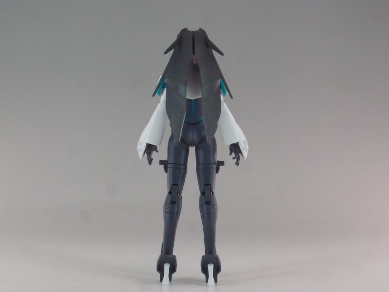 rear view of Mobile Doll May