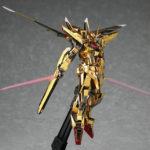 Metal Robot Spirits Akatsuki Gundam (Oowashi Sky Pack) Review