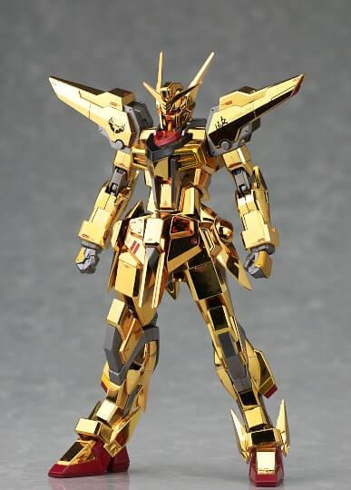 front view of Akatsuki Gundam