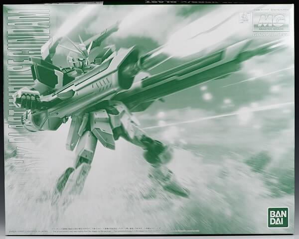 Box Art of Blast Impulse Gundam