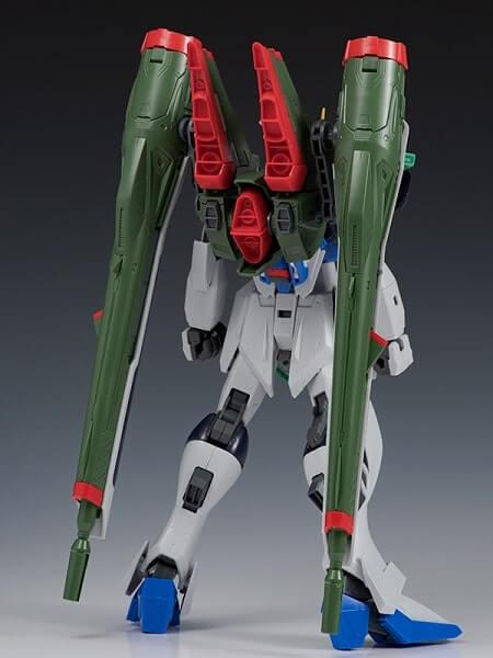rear view Blast Impulse Gundam