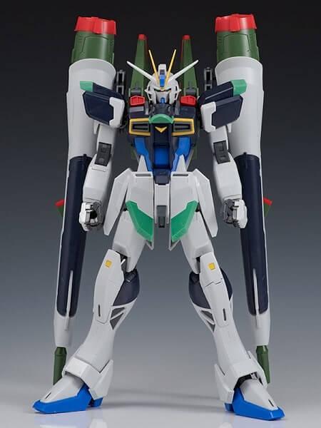 Blast Impulse Gundam front view