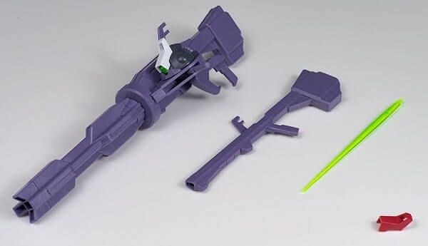 weapons set for the Build Gamma Gundam