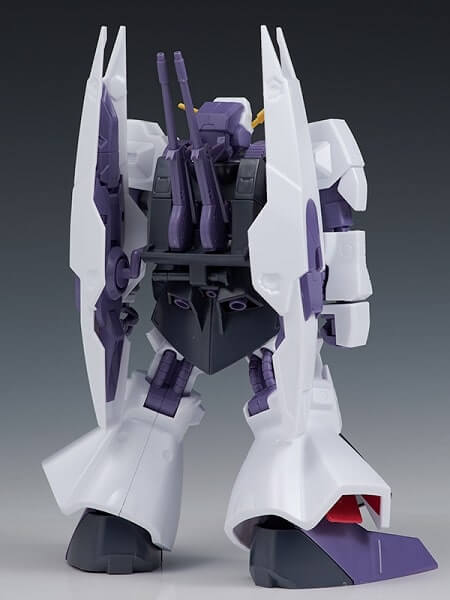 Build Gamma Gundam rear view