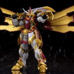 P-Bandai METAL ROBOT魂 Cao Cao Gundam Real Type Ver. Review
