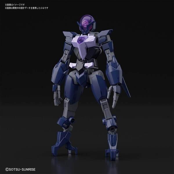 transformation body of the Enemy Gundam