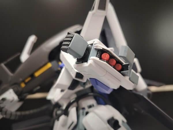 closeup arm for the FAZZ Ver.Ka