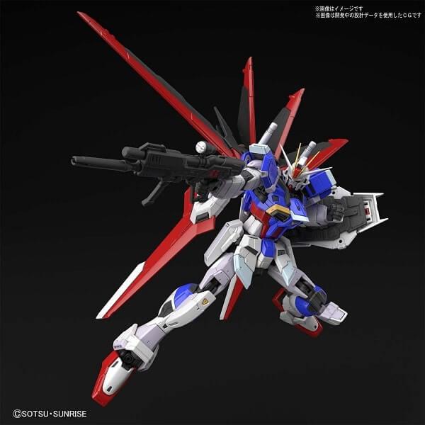 closeup weapon of Force Impulse Gundam