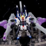 P-Bandai MOBILE SUIT ENSEMBLE EX Freedom Gundam and Meteor Review, full info