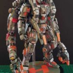 MG 1/100 GM Conversion HYPERION by Singlemedia