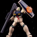 ROBOT魂 GM Custom ver. A.N.I.M.E. Review