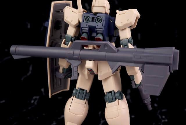 bazooka mounted on GM Custom