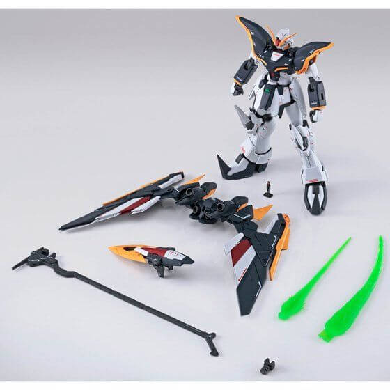 full set for the Gundam Deathscythe EW Roussette