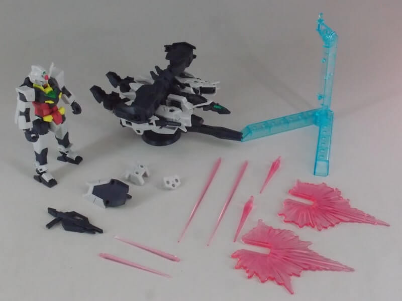 Jupitive Gundam full parts of the kit