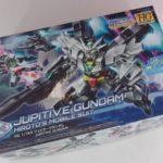 HGBD:R Jupitive Gundam Box Open Review
