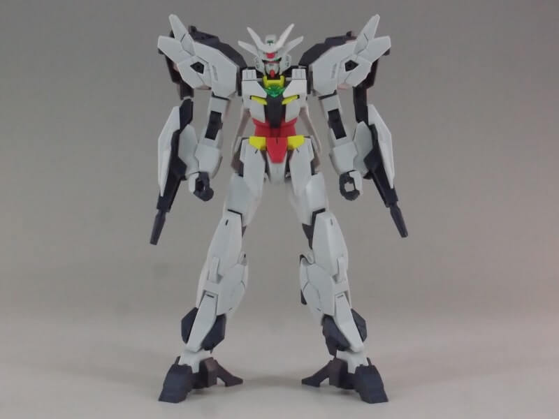 front view of Jupitive Gundam