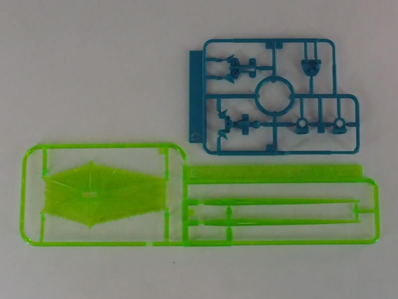 transparent components for Mobile Doll May