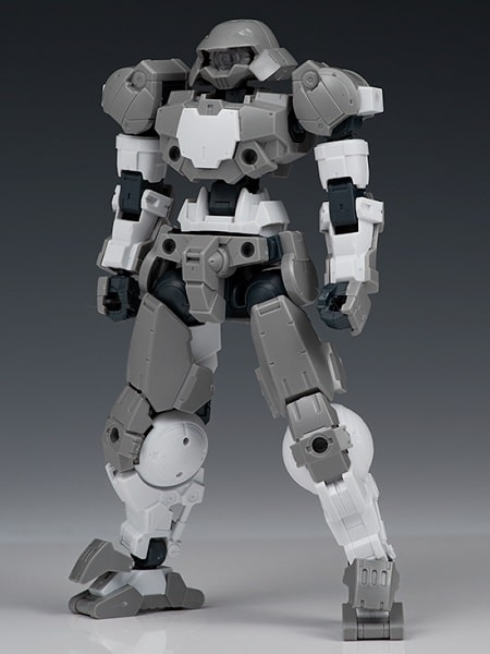 front view for the Portanova Space Type Gray