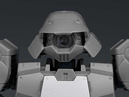 head closeup for the Portanova Space Type Gray