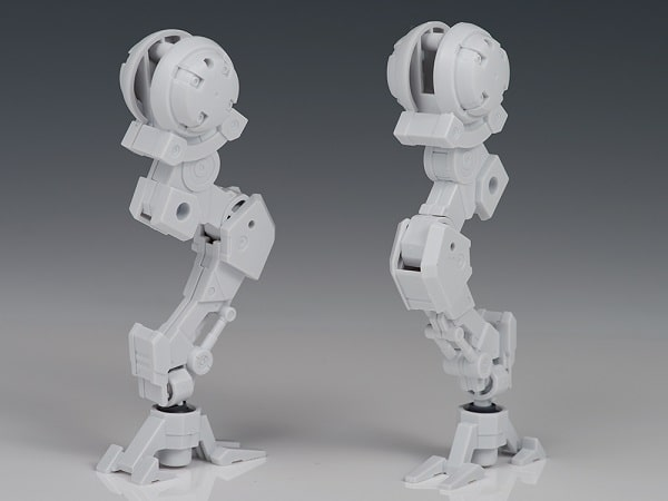 space legs articulation for the Portanova Space Type Gray