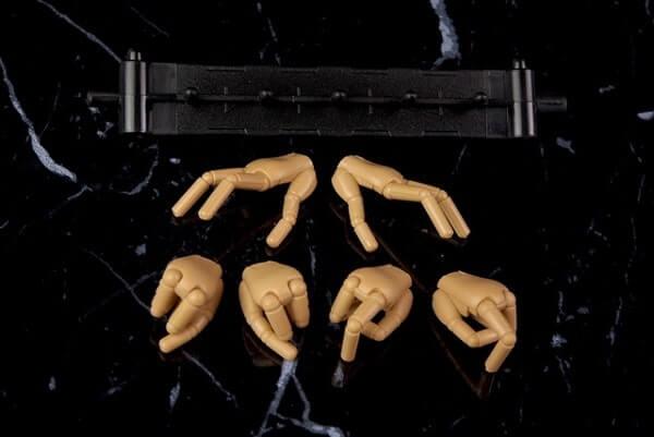 hand set for the ROBOT魂 Xamel