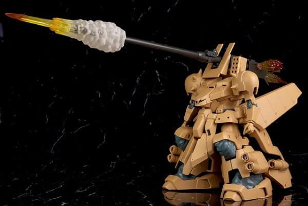 cannon effect for the ROBOT魂 Xamel