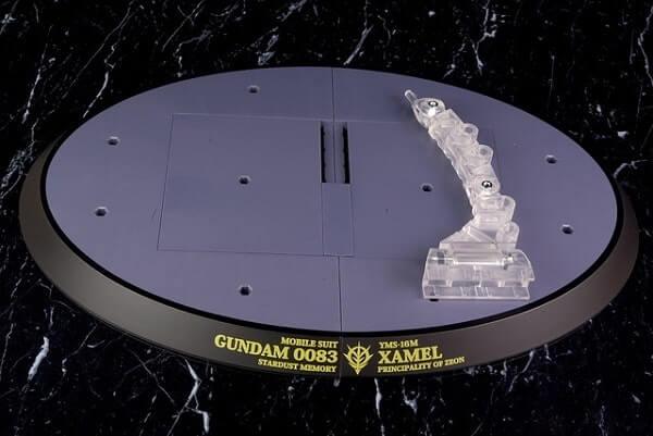 pedestal for the ROBOT魂 Xamel