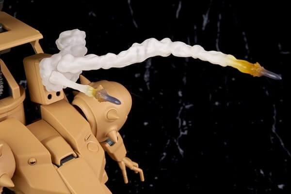 closeup missiles for the ROBOT魂 Xamel