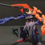 HGBD:R Gundam Seltsam Arms: Video Review, images
