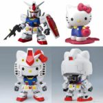 SD EX-Standard Hello Kitty Gundam: Images, PV Video