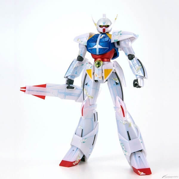 Turn A Gundam front view