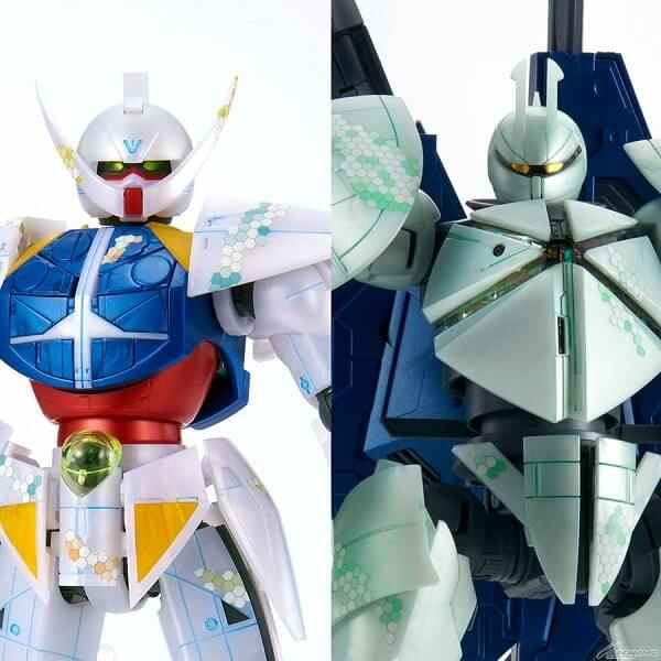 Turn A Gundam and Turn X