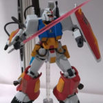 ROBOT魂 Perfect Gundam Ver. A.N.I.M.E. video reviews