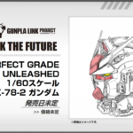 Gunpla 40th ann. PERFECT GRADE UNLEASHED 1/60 RX-78-2 Gundam