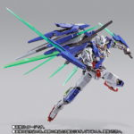 P-Bandai METAL BUILD Gundam Exia Repair IV official images, info