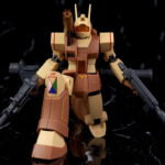 P-Bandai ROBOT魂 GM Cannon African Campaign Type Ver. A.N.I.M.E. REVIEW