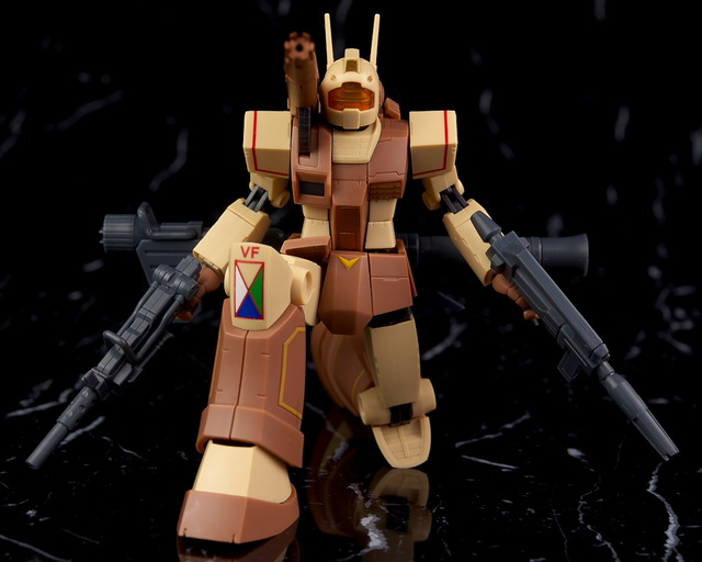 P-Bandai ROBOT魂 GM Cannon African Campaign Type