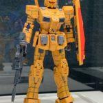 NEW IMAGES P-Bandai GFFMC Gundam Local Type Rollout color the Origin MSD