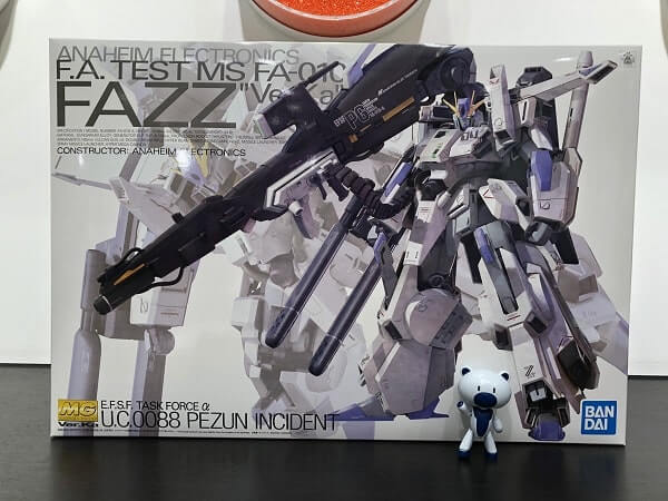 box art of the MG Fazz Ver.ka