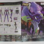 RG Evangelion Unit-01 Box Open Review