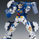 REVIEW P-Bandai MG Mission Pack B-Type K-Type for Gundam F90
