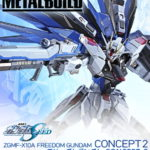 In August 2020, METAL BUILD Freedom Gundam CONCEPT2 will be on sale. MANY NEW IMAGES