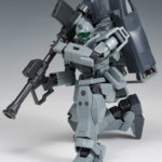 REVIEW P-Bandai Missing Link Series HGUC GM Ground Type Slave Wraith Team Custom Parachute Pack
