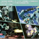 Many new images! ROBOT魂 GM CUSTOM VER. A.N.I.M.E. Info release