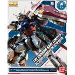 P-Bandai MG The Gundam Base Limited Aile Strike Gundam Ver.RM Clear Color