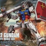 Many new images HG 1/144 RX-78-02 GUNDAM (GUNDAM THE ORIGIN版)